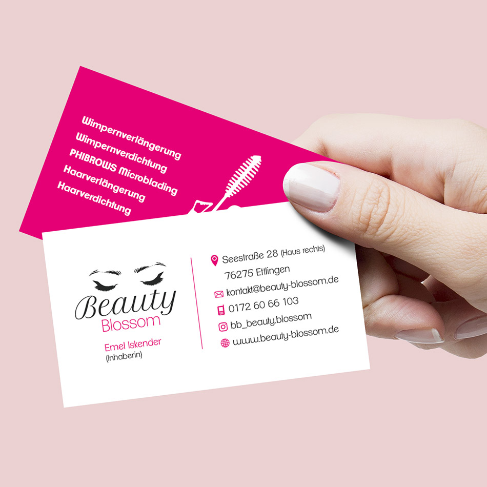 Connect Ihre Kreativagentur Beauty Blossom